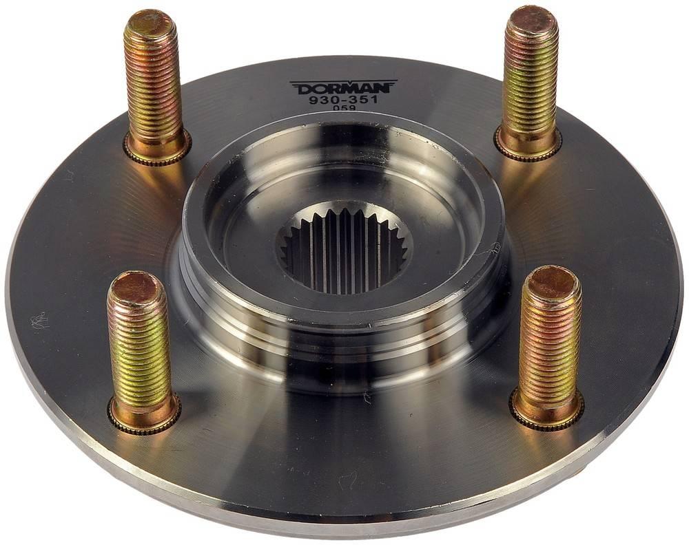 DORMAN OE SOLUTIONS - Wheel Hub (Front) - DRE 930-351