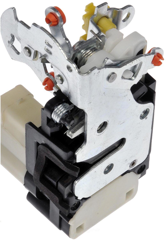 DORMAN OE SOLUTIONS - Door Lock Actuator Motor (Front Left) - DRE 931-154
