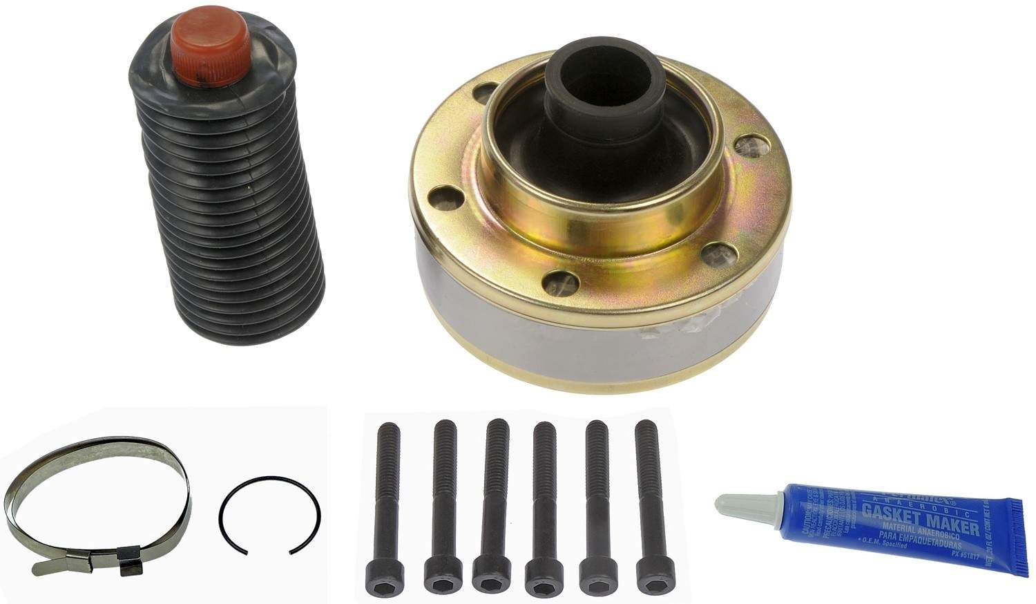 DORMAN OE SOLUTIONS - Drive Shaft CV Joint - DRE 932-203