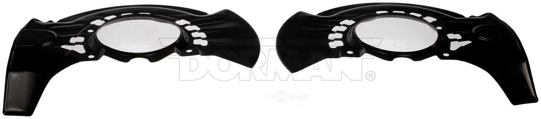DORMAN OE SOLUTIONS - Brake Dust Shield - DRE 947-007