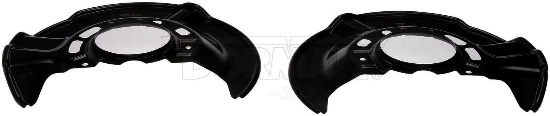 DORMAN OE SOLUTIONS - Brake Dust Shield - DRE 947-009