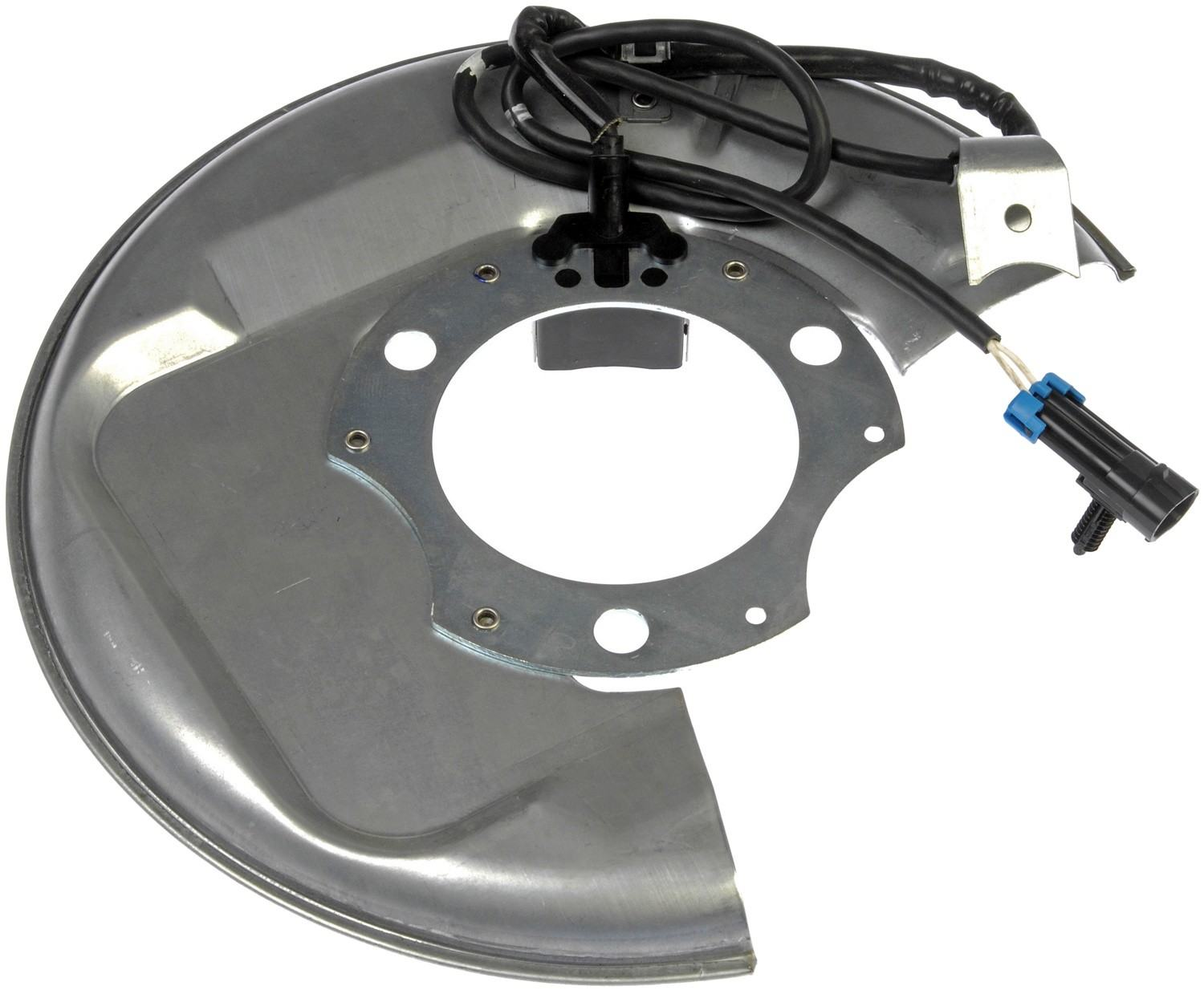 DORMAN OE SOLUTIONS - ABS Wheel Speed Sensor (With ABS Brakes, Front Right) - DRE 970-006