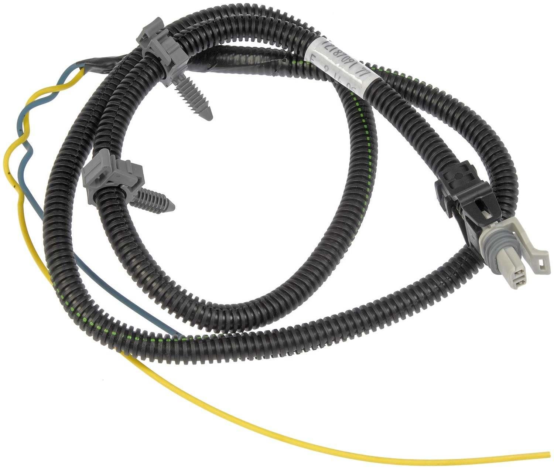 DORMAN OE SOLUTIONS - ABS Wheel Speed Sensor Wire Harness - DRE 970-007