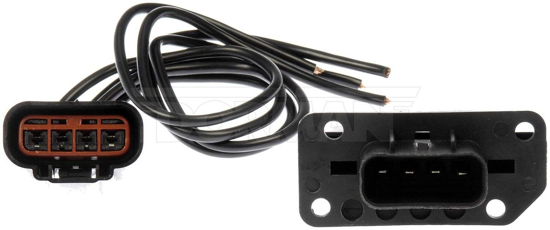 DORMAN OE SOLUTIONS - HVAC Blower Motor Resistor Kit - DRE 973-444