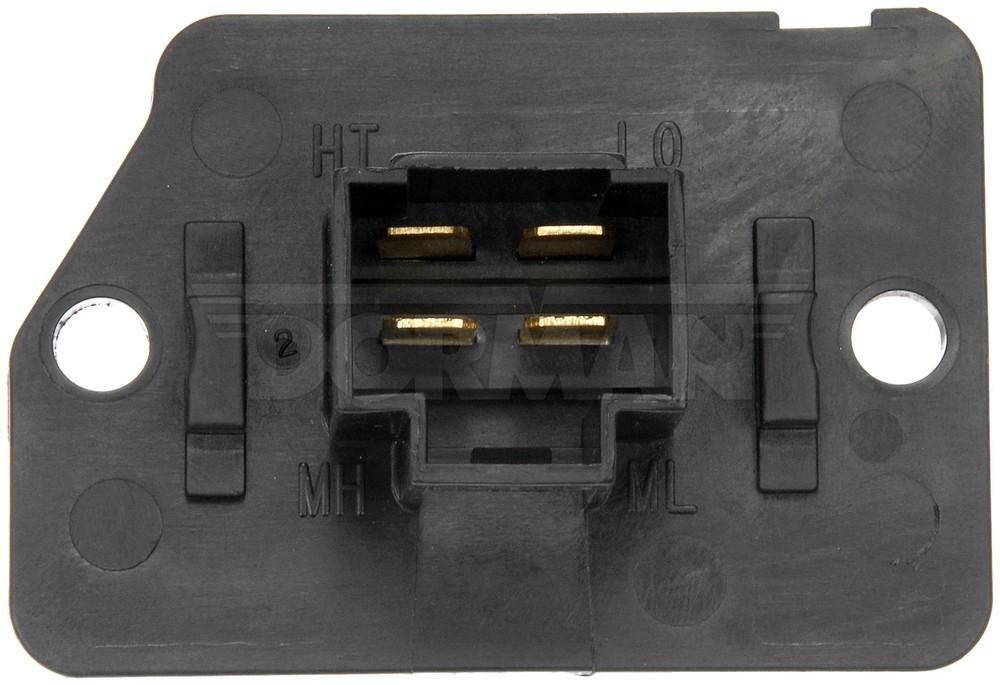 DORMAN OE SOLUTIONS - HVAC Blower Motor Resistor Kit - DRE 973-513