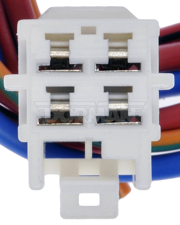 DORMAN OE SOLUTIONS - HVAC Blower Motor Resistor Kit - DRE 973-574