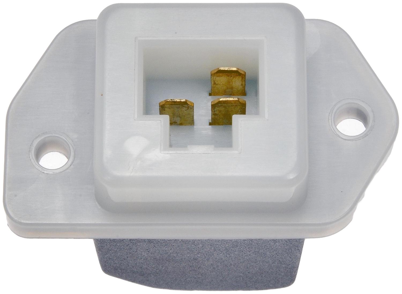 DORMAN OE SOLUTIONS - HVAC Blower Motor Resistor Kit - DRE 973-581