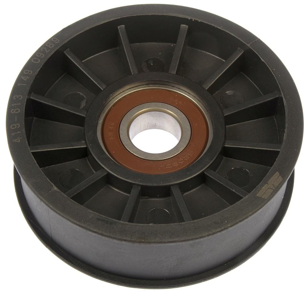 DORMAN - TECHOICE - Accessory Drive Belt Tensioner Pulley (Serpentine) - DTC 419-613
