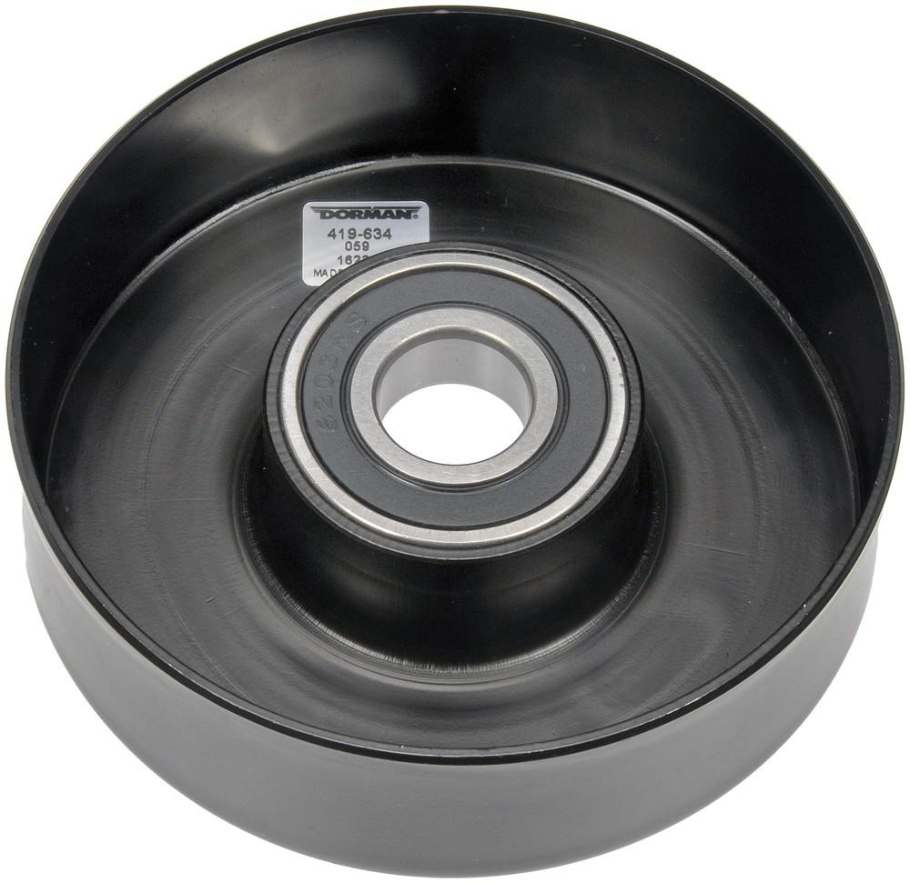 DORMAN - TECHOICE - Accessory Drive Belt Tensioner Pulley - DTC 419-634