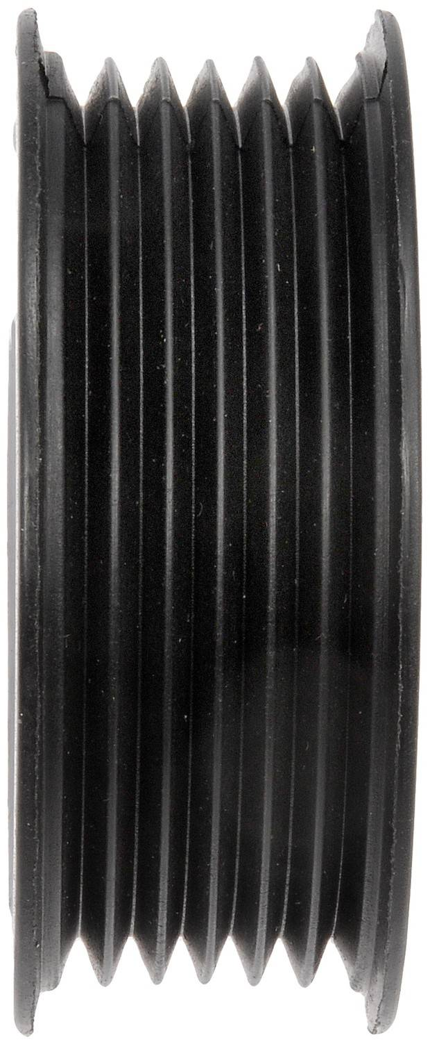 DORMAN - TECHOICE - Accessory Drive Belt Idler Pulley (Grooved Pulley) - DTC 419-649