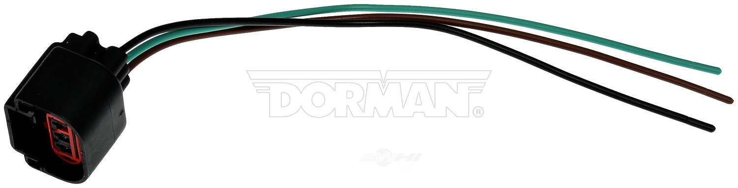DORMAN - TECHOICE - Headlamp Socket - DTC 645-303