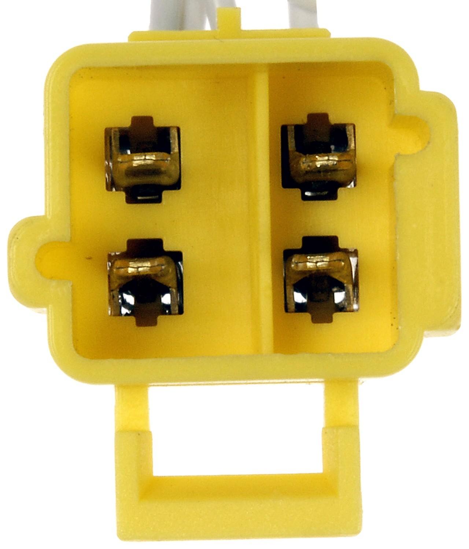 DORMAN - TECHOICE - Air Bag Module Connector - DTC 645-599