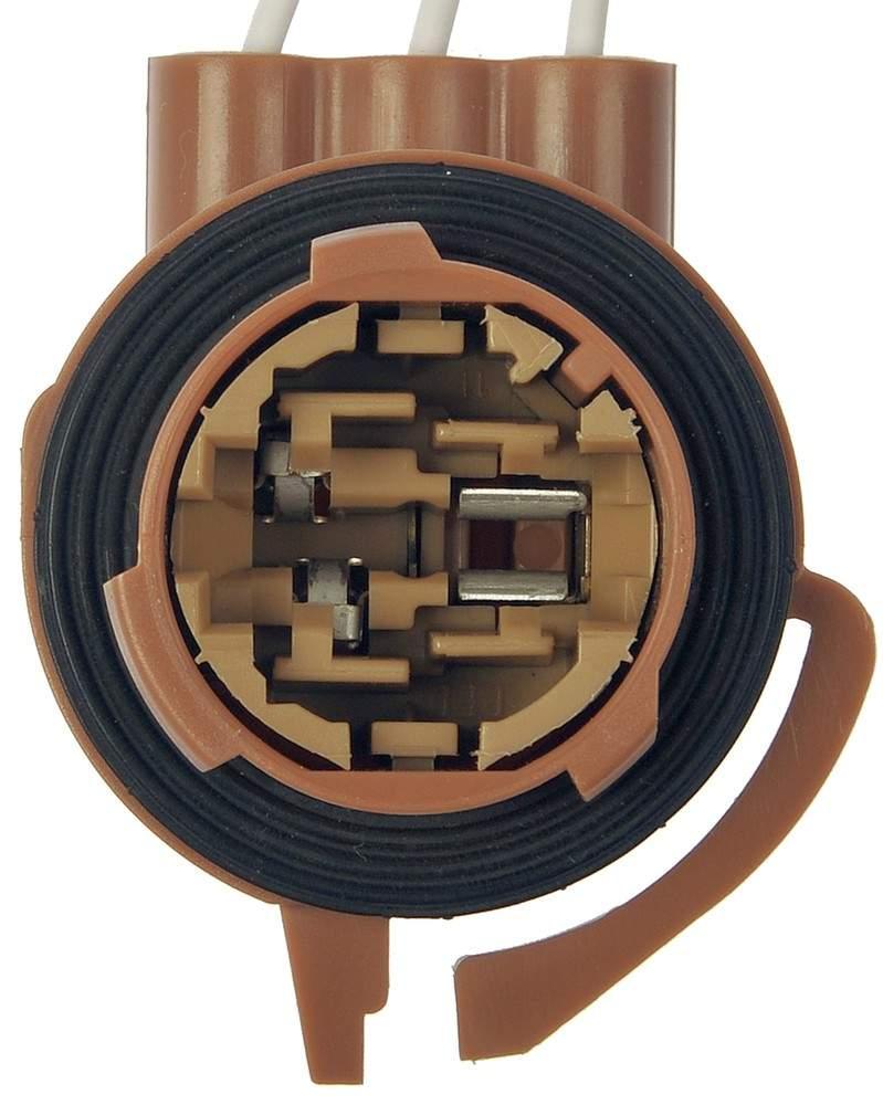 DORMAN - TECHOICE - Tail Light Socket - DTC 645-626