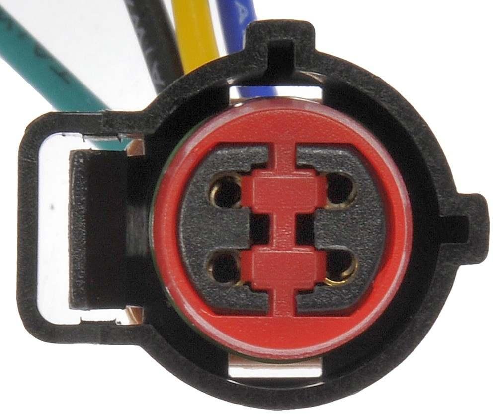 DORMAN - TECHOICE - HVAC Switch Connector - DTC 645-740