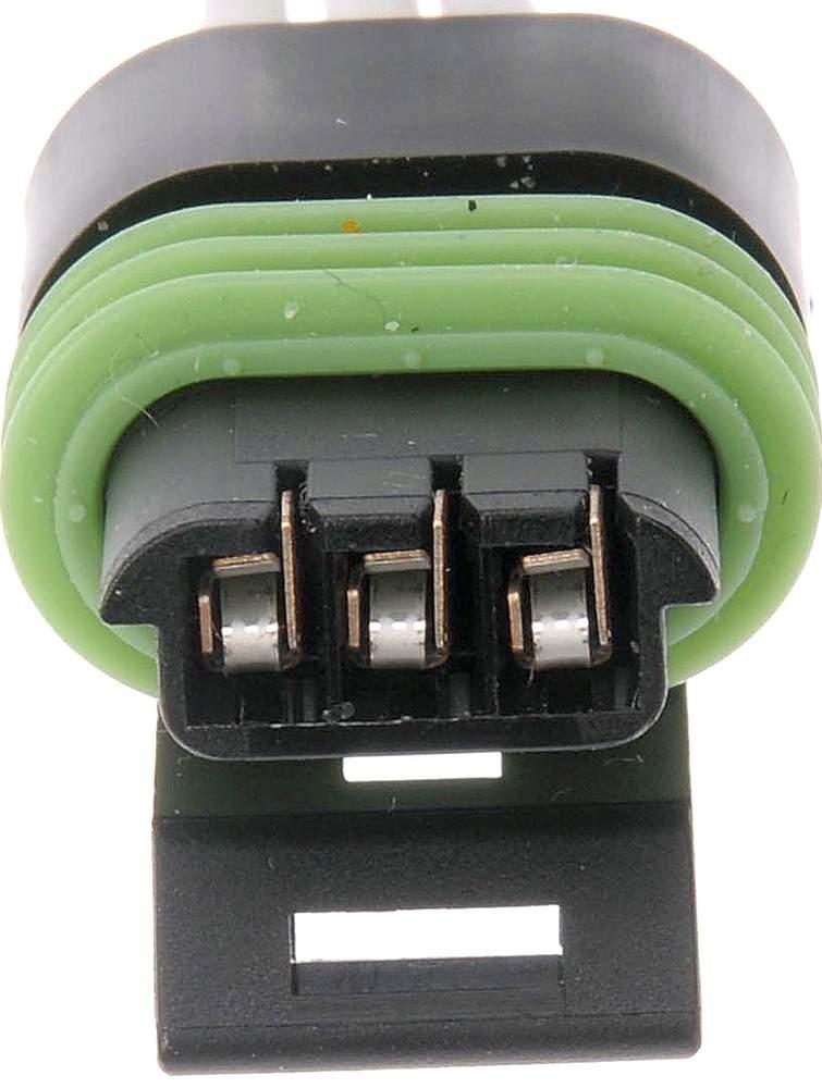 DORMAN - TECHOICE - Engine Coolant Level Sensor Connector - DTC 645-786
