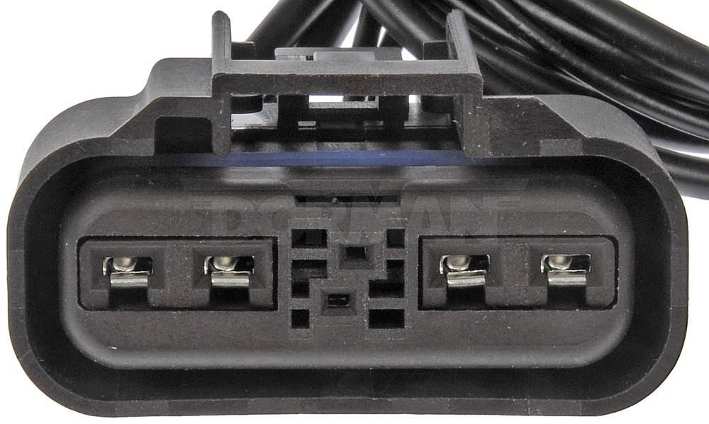 DORMAN - TECHOICE - Fuel Pump Driver Module Connector - DTC 645-909