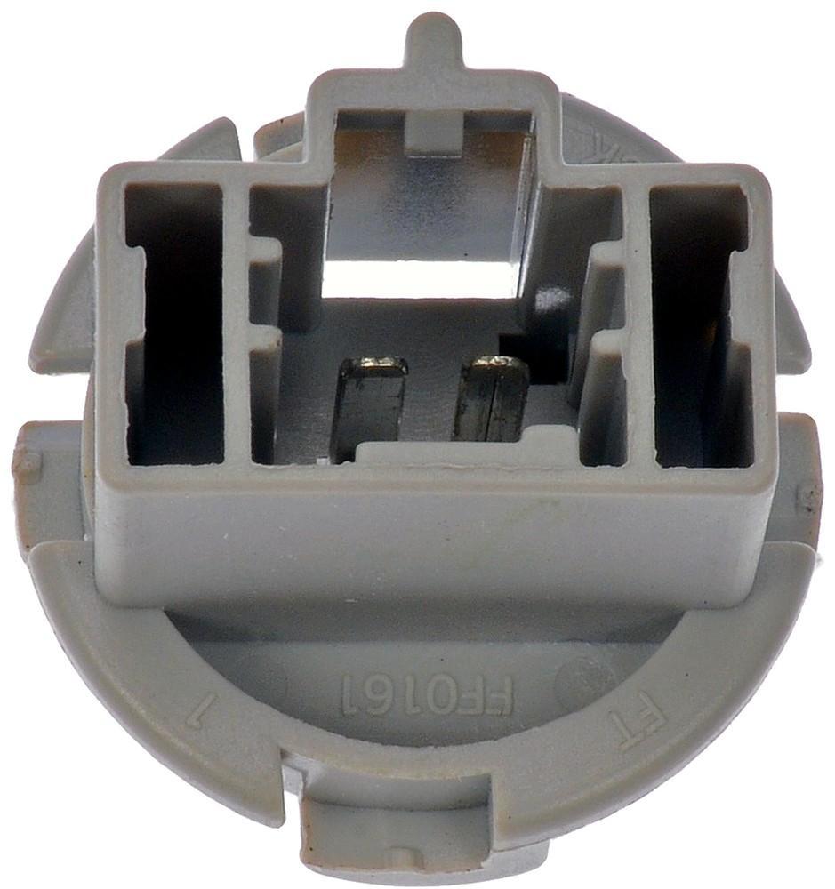 DORMAN - TECHOICE - Back Up Lamp Socket - DTC 645-933