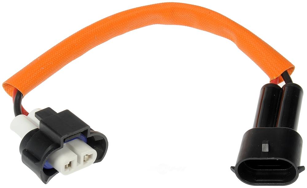 DORMAN - TECHOICE - Headlamp Socket - DTC 645-993