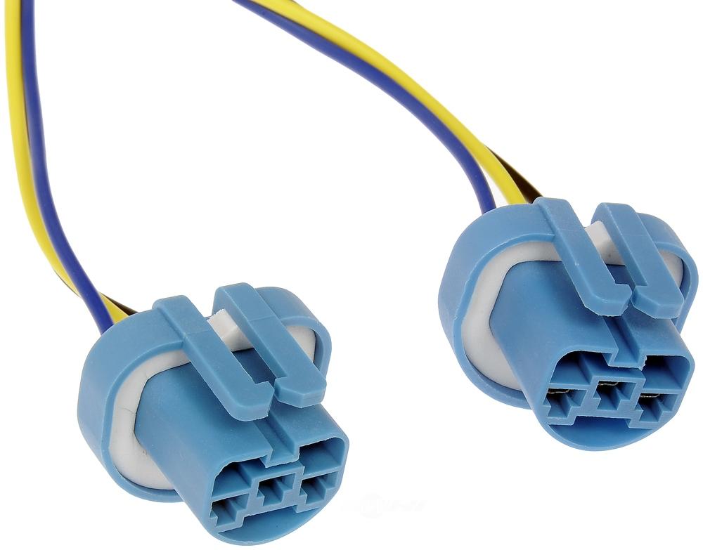 DORMAN - TECHOICE - Headlamp Socket - DTC 645-997