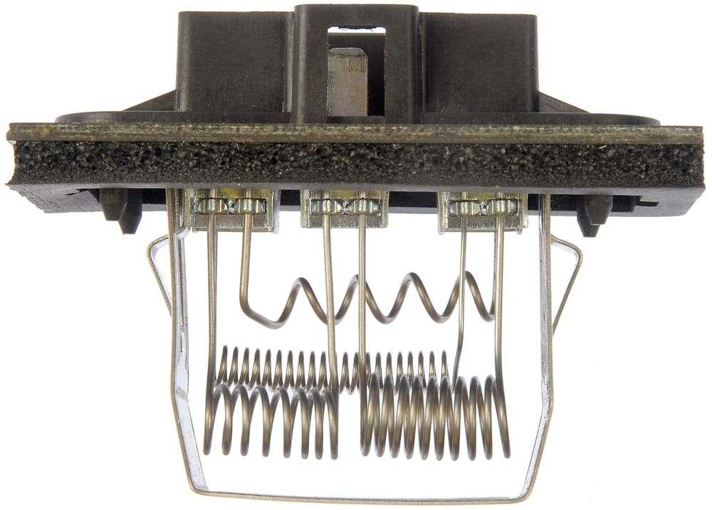 DORMAN - TECHOICE - HVAC Blower Motor Resistor - DTC 973-019
