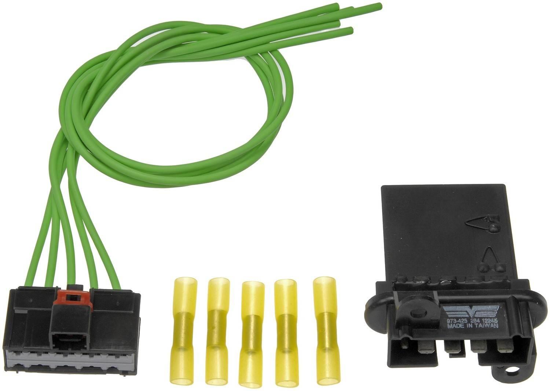 DORMAN - TECHOICE - HVAC Blower Motor Resistor Kit - DTC 973-425