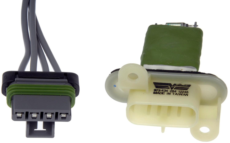 DORMAN - TECHOICE - Hvac Blower Motor Resistor Kit - DTC 973-434