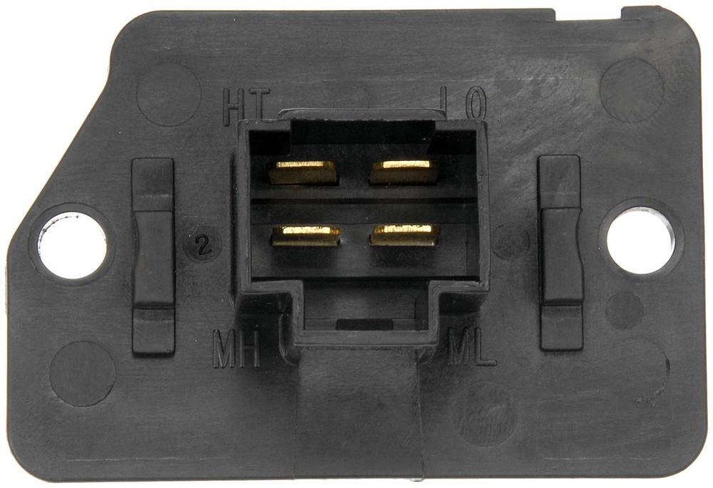DORMAN - TECHOICE - Hvac Blower Motor Resistor Kit - DTC 973-513