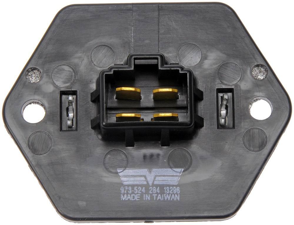 DORMAN - TECHOICE - Hvac Blower Motor Resistor Kit - DTC 973-524