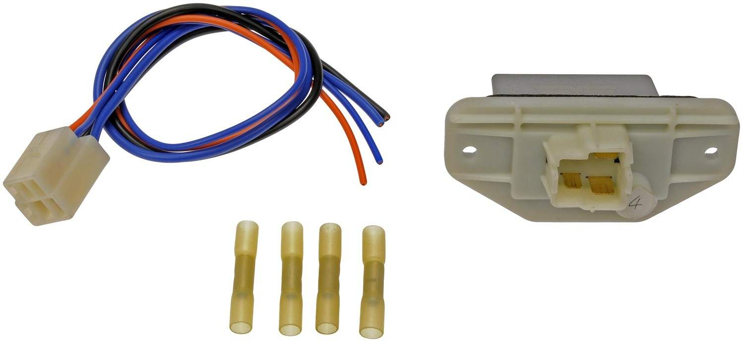 DORMAN - TECHOICE - HVAC Blower Motor Resistor Kit - DTC 973-547
