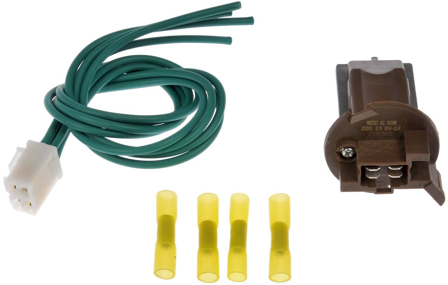 DORMAN - TECHOICE - HVAC Blower Motor Resistor Kit - DTC 973-548