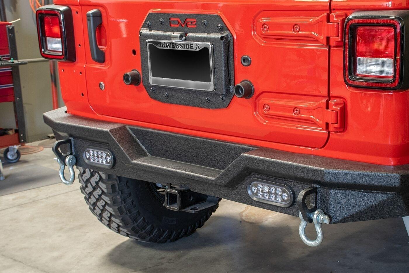 DV8 OFFROAD - Tire Carriers - DV8 JLTS-01