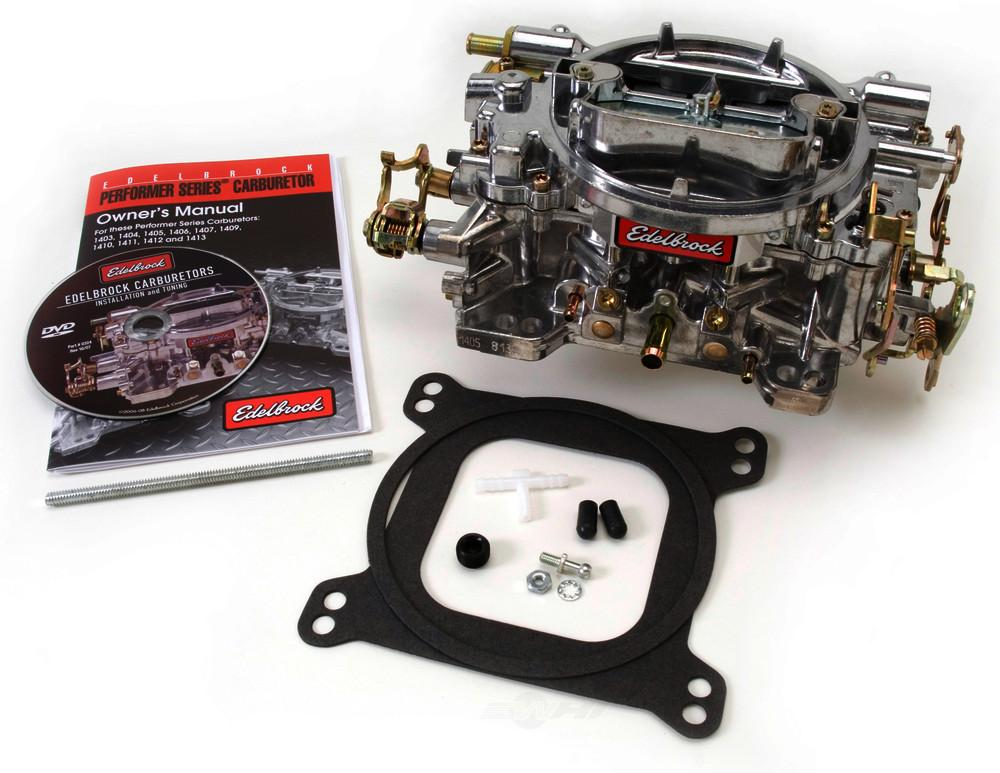EDELBROCK - Performer Series Carburetor - EDB 1405