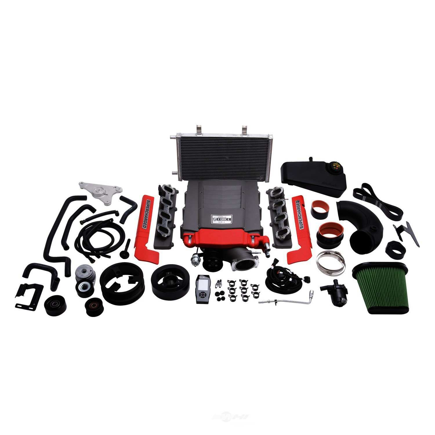 EDELBROCK - E-Force Stage-1 Street Systems Supercharger System - EDB 1570