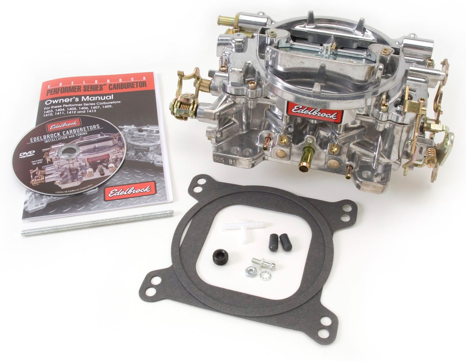 EDELBROCK - Reconditioned Performer Series Carburetor - EDB 9907