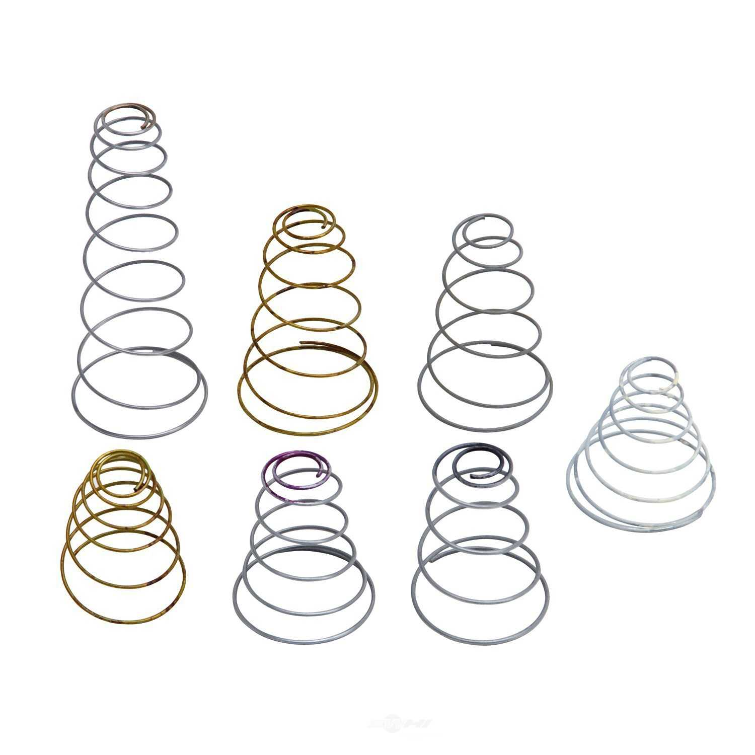 EDELBROCK - Holley/Demon/Quick Fuel Vacuum Secondary Spring Kit - EDB 12412