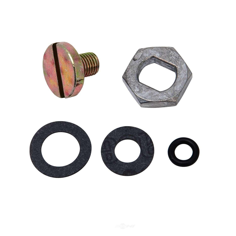 EDELBROCK - Holley/Demon/Quick Fuel Needle And Seat Hardware Kit - EDB 12600