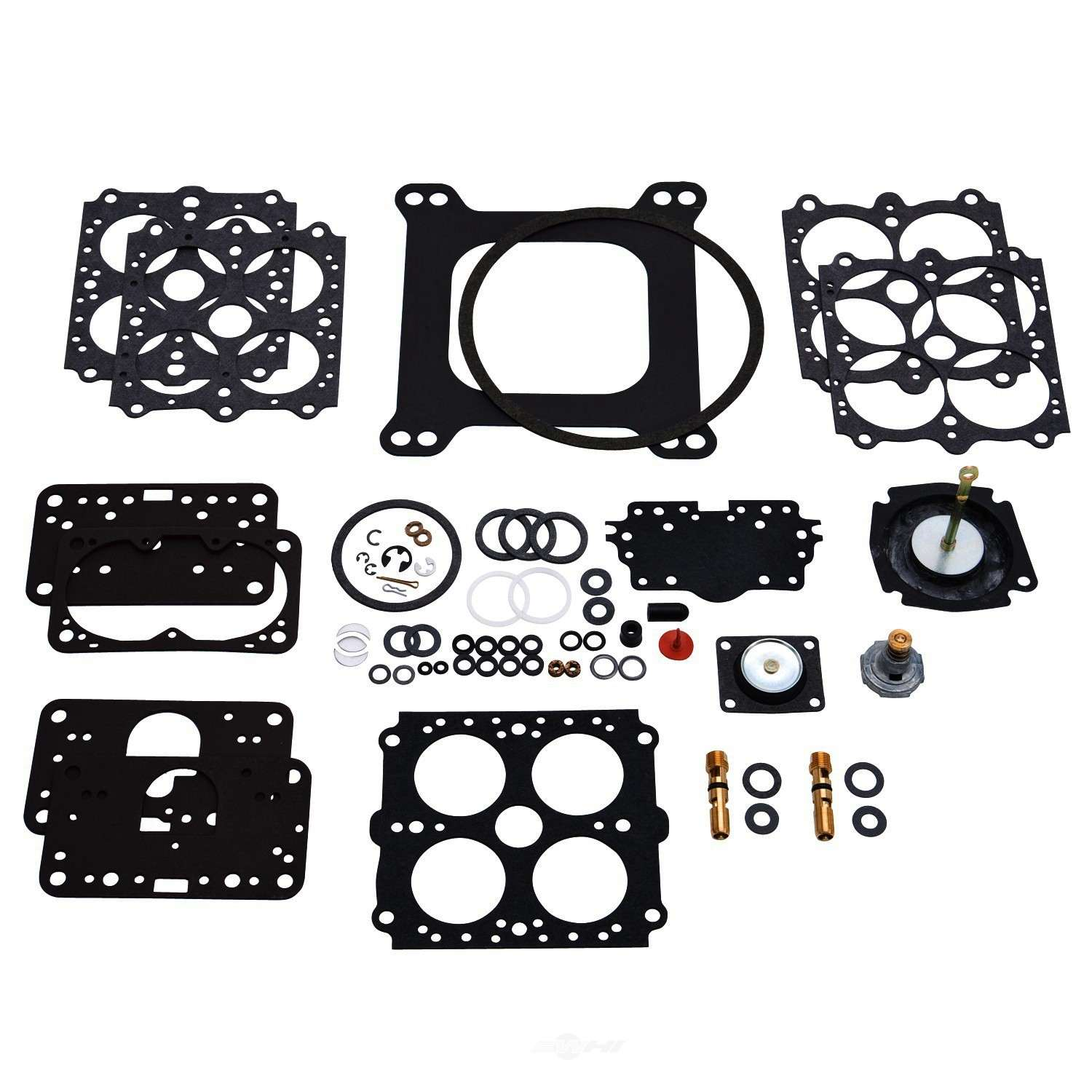 EDELBROCK - Holley/Demon/Quick Fuel Rebuild Kit - EDB 12750