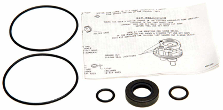 PARTS MASTER/EDELMANN - Power Steering Pump Seal Kit - PSA 8631
