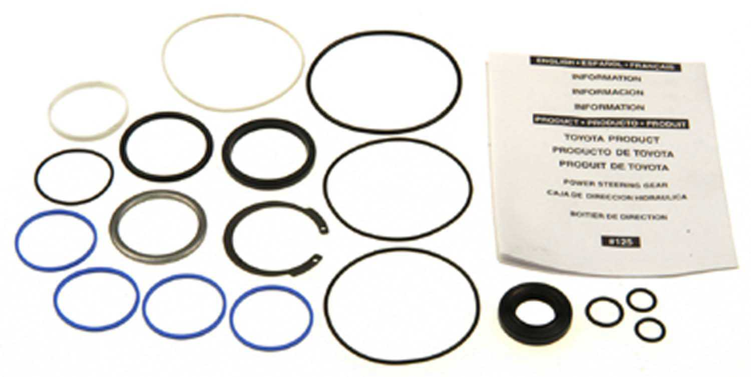 EDELMANN - Power Steering Repair Kit - EDE 8847