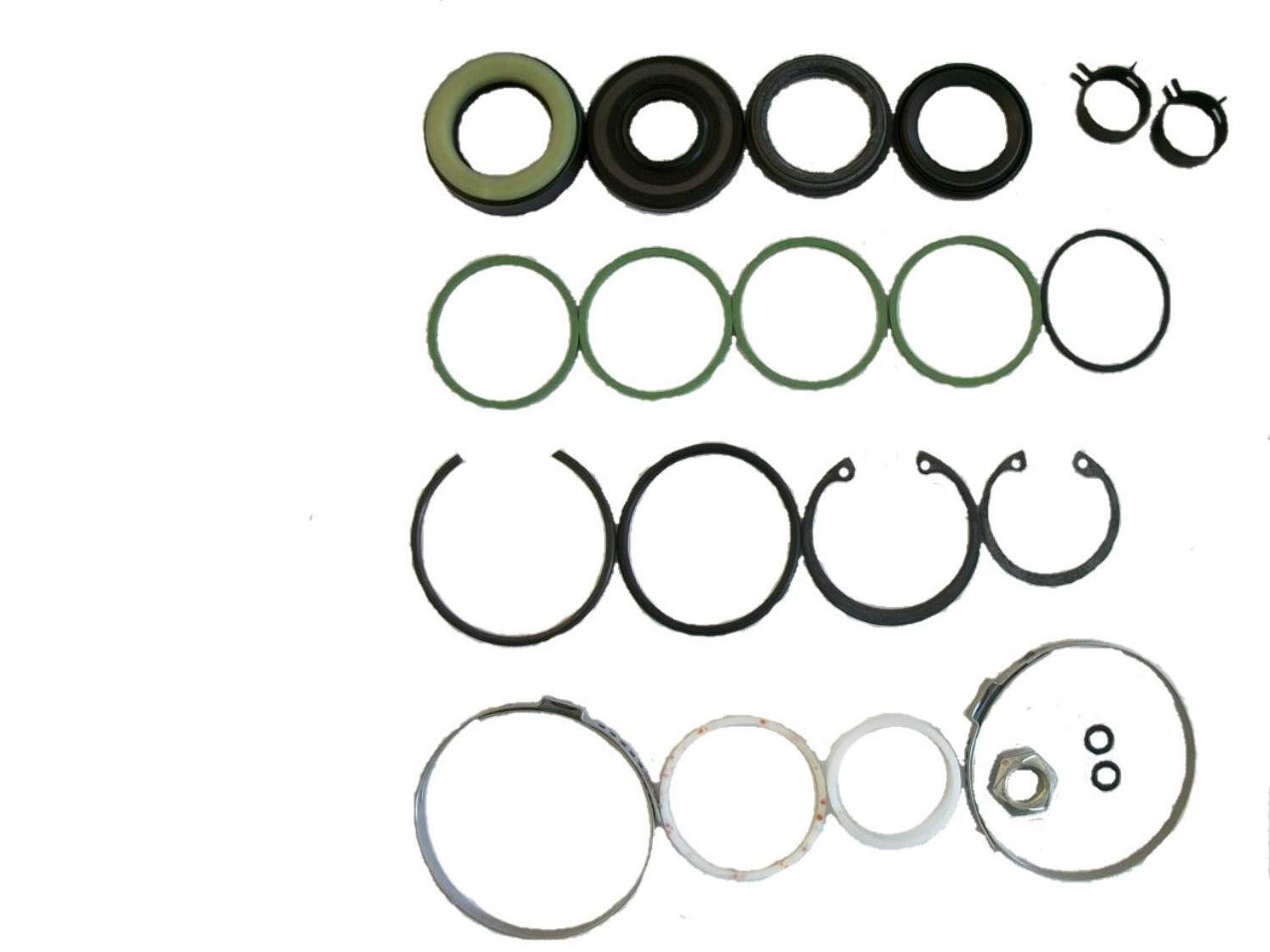 Edelmann 8907 Power Steering Rack and Pinion Seal Kit
