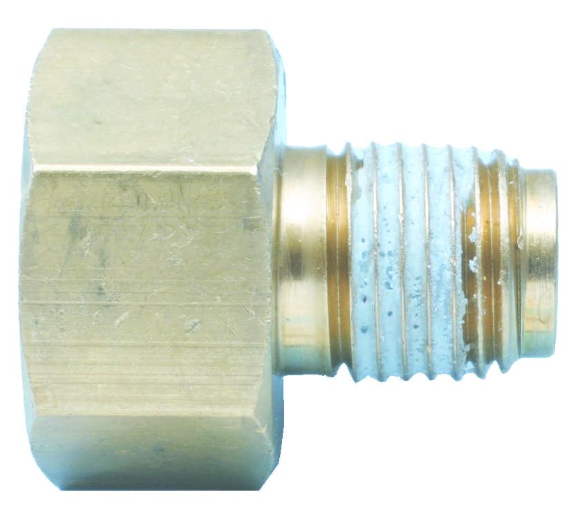 EDELMANN - Transmission Oil Cooler End Fitting - EDE A63033