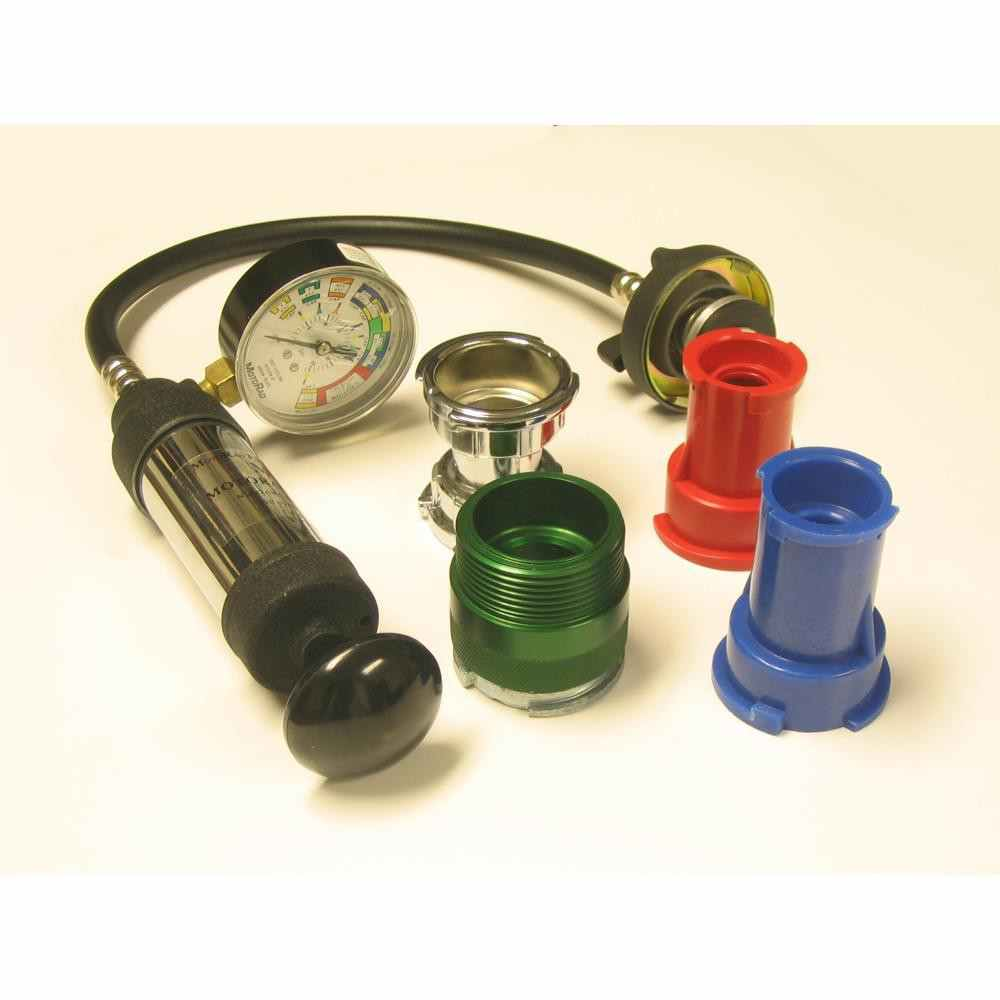 CST, INC. - Engine Coolant System Pressure Tester - CSN 9300