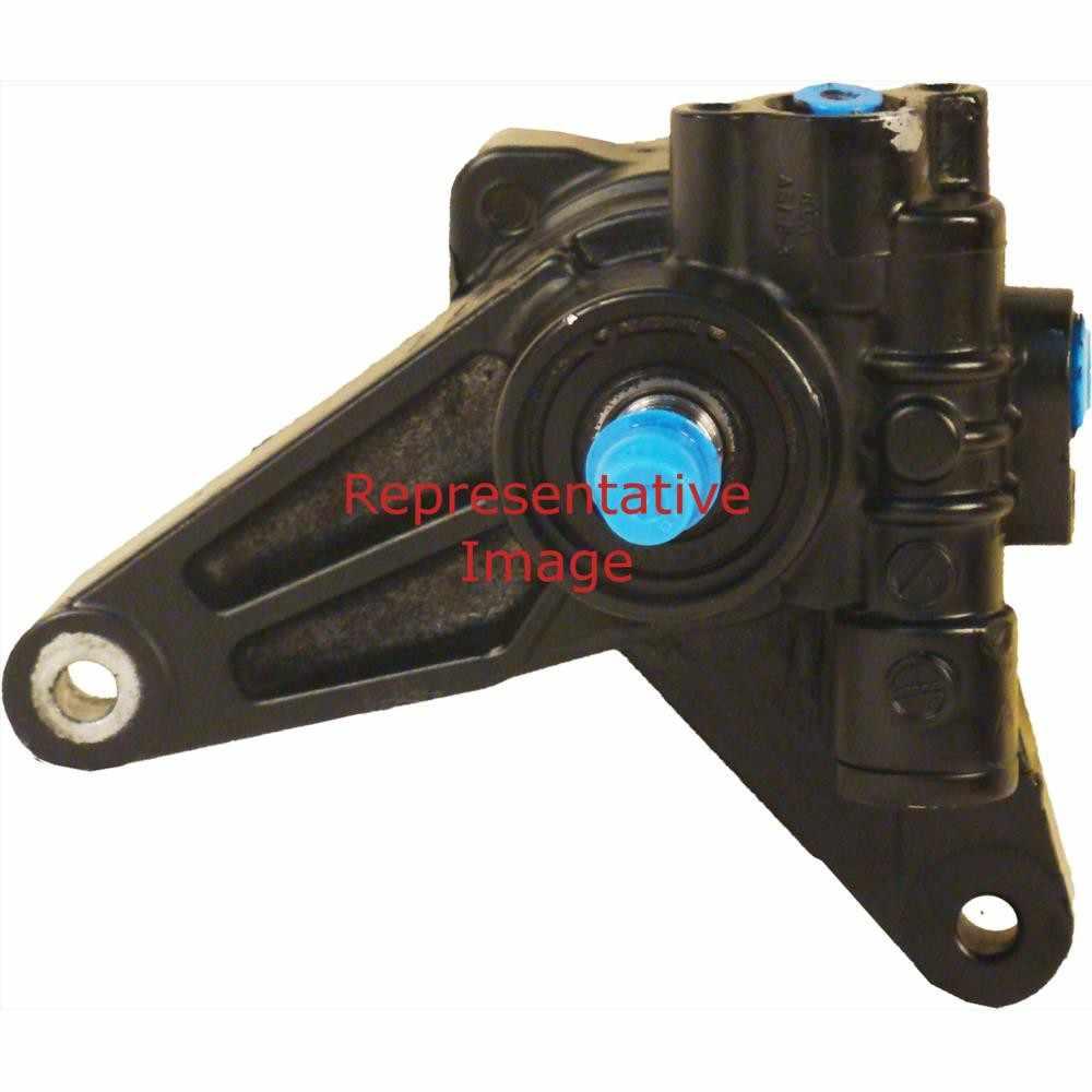 ATSCO REMANUFACTURING, INC. - Power Steering Pump - ATS 5784