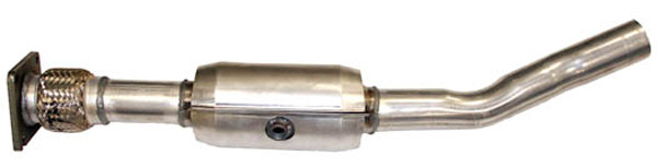 EASTERN CATALYTIC CARB CONVERTERS - Direct Fit Catalytic Converter - EMC 809505