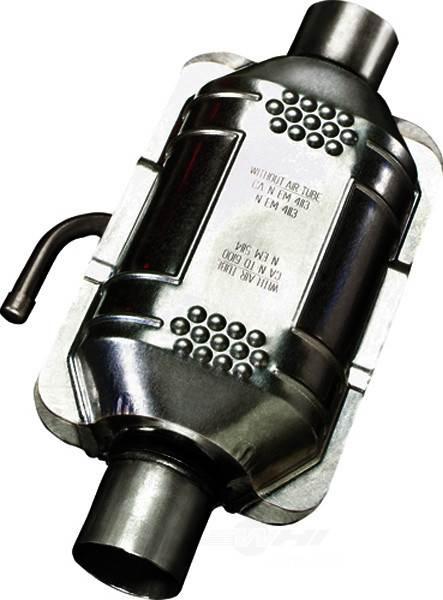 EASTERN CATALYTIC EPA CONVERTER - Universal Catalytic Converter - EMI 70430