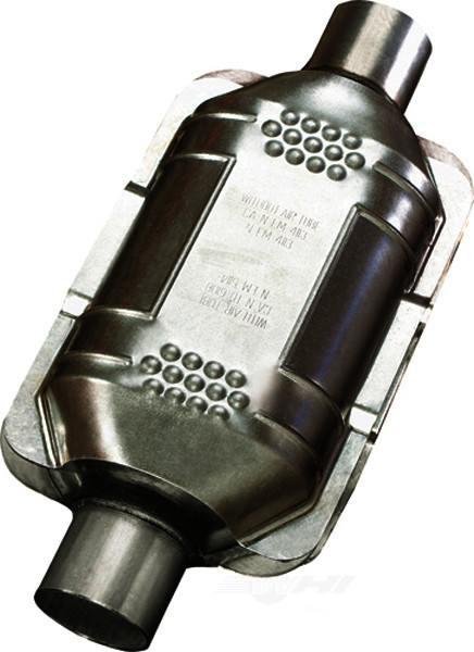 EASTERN CATALYTIC EPA CONVERTER - Universal Catalytic Converter - EMI 83166