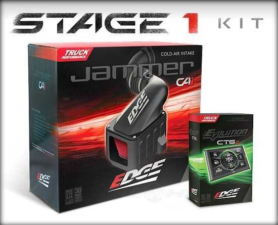 EDGE PRODUCTS - Jammer Cold Air Intake - EP5 19031