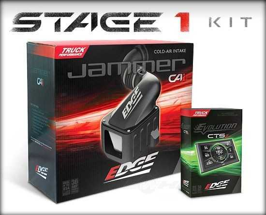 EDGE PRODUCTS - Jammer Cold Air Intake - EP5 39032-D