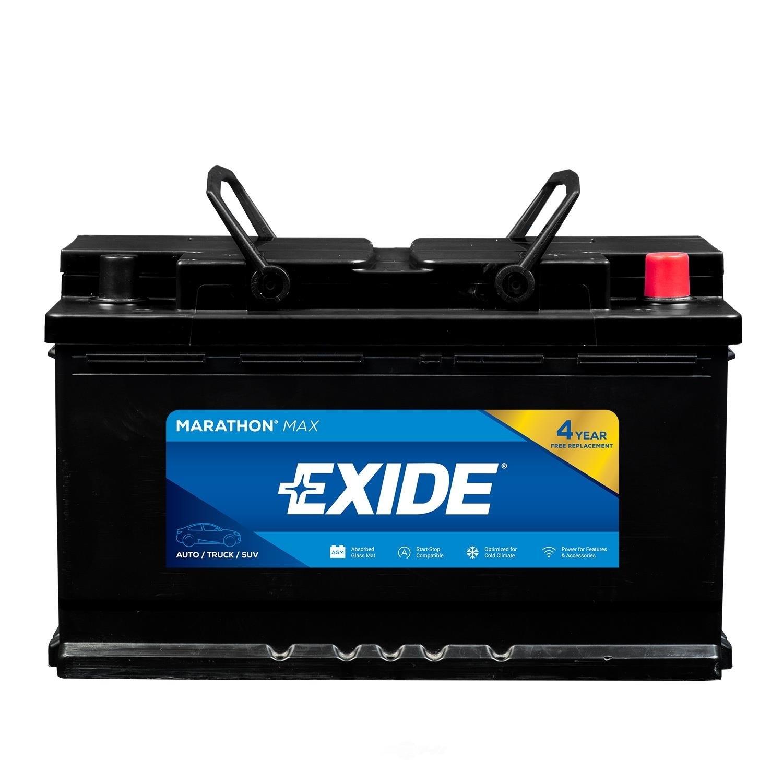 EXIDE BATTERIES - MARATHON MAX - CCA: 800 - EX1 MX-H7/L4/94R