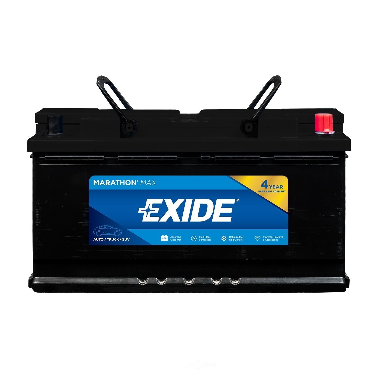EXIDE BATTERIES - MARATHON MAX - CCA: 850 - EX1 MX-H8/L5/49
